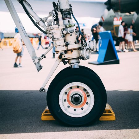 Airplane Wheel Maintenance and Repairs: Aircraft Tires: PRI-NDT