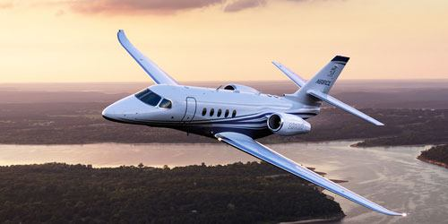 taller cessna citation latitude